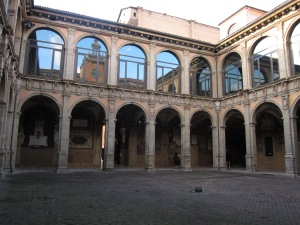 BOL Bibliothek des Palastes des Archiginnasio 2