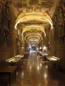 BOL Bibliothek des Palastes des Archiginnasio