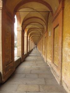 BOL Weg nach San Luca