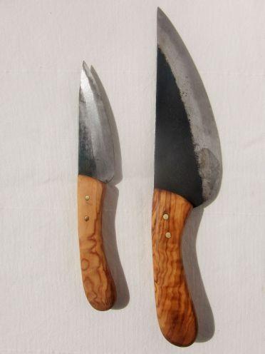 Vay Messer (12 und 20cm) Set 75,- €