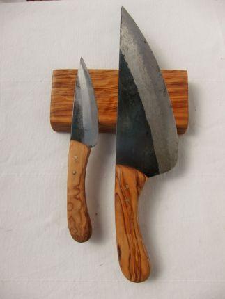 Messerset VAY (12 und 20cm) mit Messerhalter verkauft