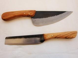 Vay (Klinge 20cm) und Thang - (Klinge 16cm) Set 80,-